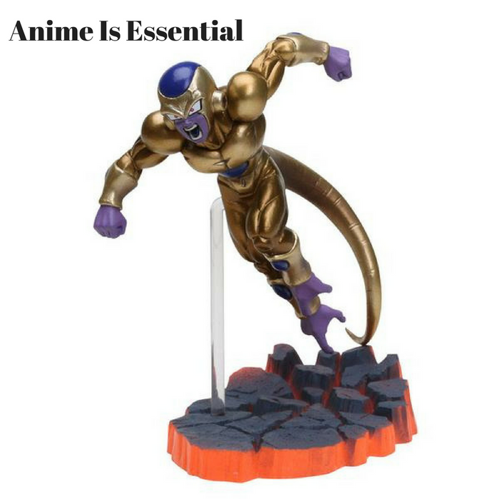 Frieza's Forms Dragon Ball Z And DBS  Figures Golden frieza charge