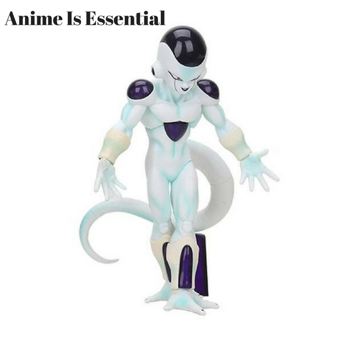 Frieza's Forms Dragon Ball Z And DBS  Figures full form