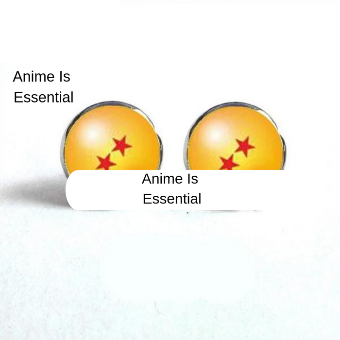 The Dragon Ball Super Earrings