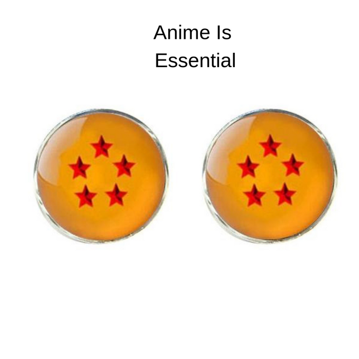 Dragon Ball Cufflinks
