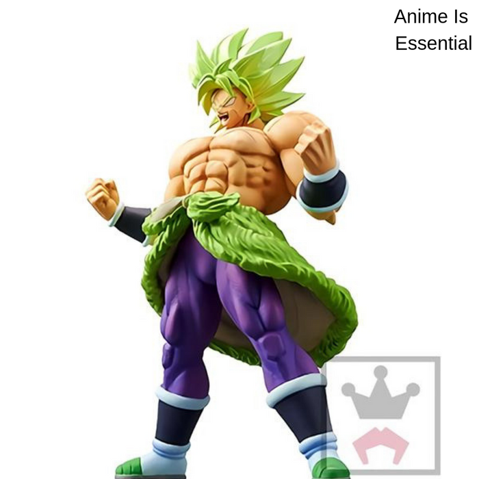 Broly (Movie) Super Saiyan Figure