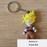 Dragon Ball Character Key Ring/Key Chain 2 Goku Ss1