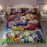 Dragon Ball Battle Of The Gods Duvet Cover Set
