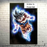 Goku's Transformations Silk Canvas Poster goku aura