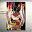 Goku's Transformations Silk Canvas Poster goku dbz
