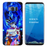 Anime Dragon ball Phone cases for Samsung Goku aura