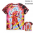 Dragon Ball Super Character T Shirts goku ssgss electric