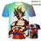 Dragon Ball Super Character T Shirts goku no shirt