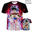 Dragon Ball Super Character T Shirts goku aura