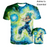 Dragon Ball Super Character T Shirts vegito ssgss