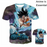 Dragon Ball Super Character T Shirts goku vs grand priest