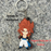 Dragon Ball Character Key Ring/Key Chain Gogeta Ss4