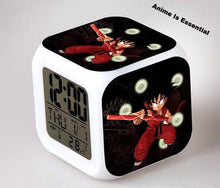 The Z Clock x Kid Goku 1