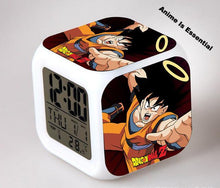 The Z Clock x Goku Halo