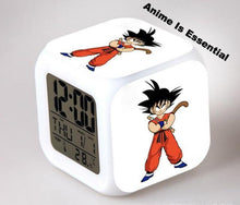 The Z Clock x Kid goku