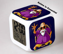 The Z Clock x master roshi 1
