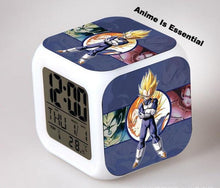 The Z Clock x Vegeta
