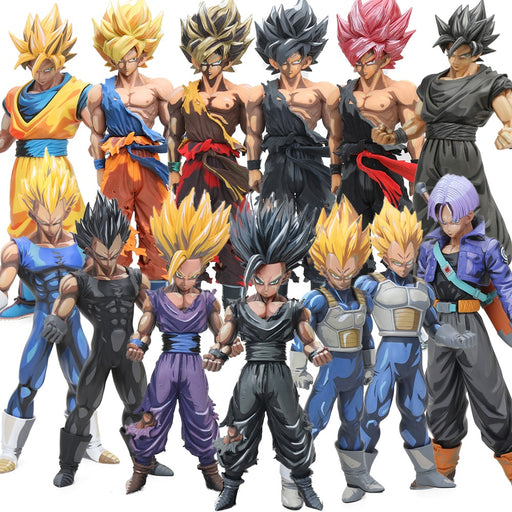 Dragon Ball Z Master Stars Piece Chocolate Figures