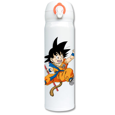 The Dragonball Flasks