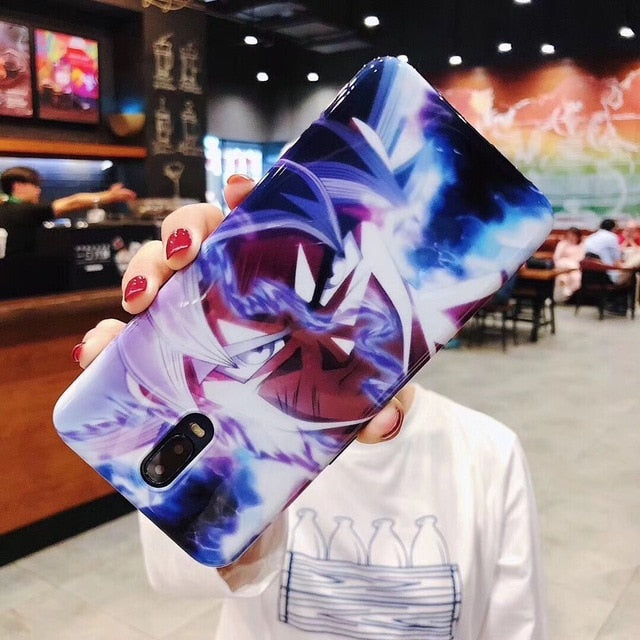 The Goku Face Cases