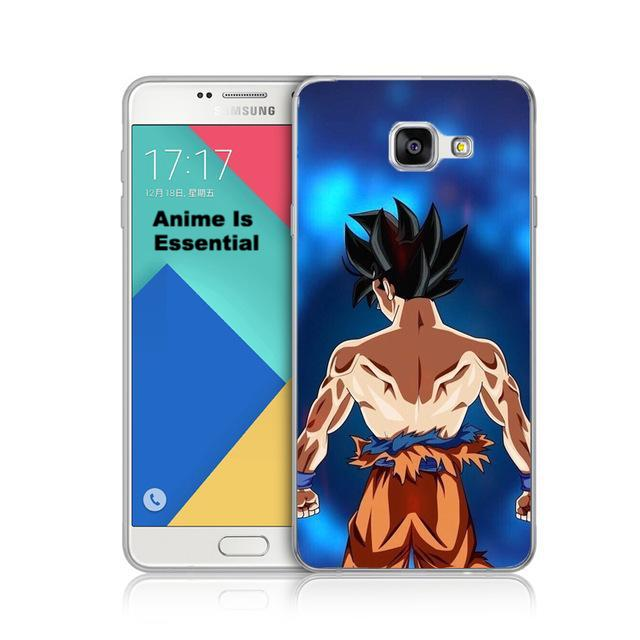 Dragon Ball Super Phone Cases for Samsung