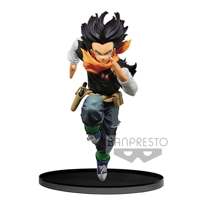 Original Banpresto BWFC2 Android 17