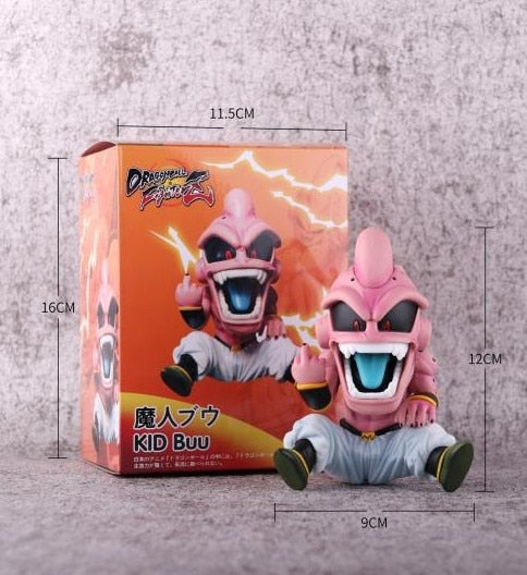 Dragon Ball Cheeky Villain Collection Figures