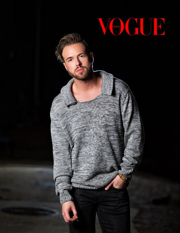 Clothing Store Founder, Chance Okonski, featured in VOGUE