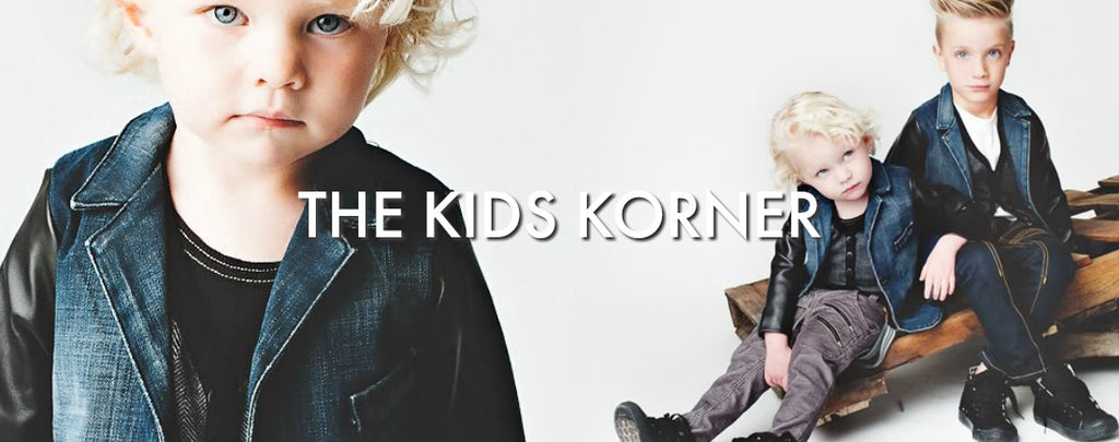THE KIDS KORNER x KIE MEN'S SHOPPE