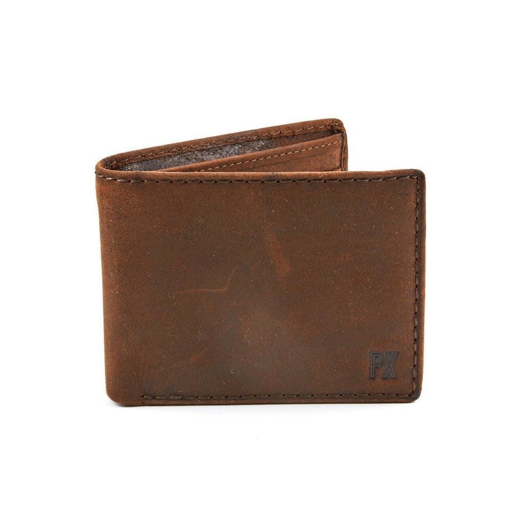 Otto Leather Bi-Fold Wallet