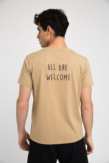 All Are Welcome Tee