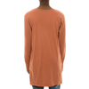 High-Low Tee (Rust)