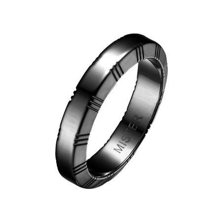 Roman Numerial Ring (More Colors)