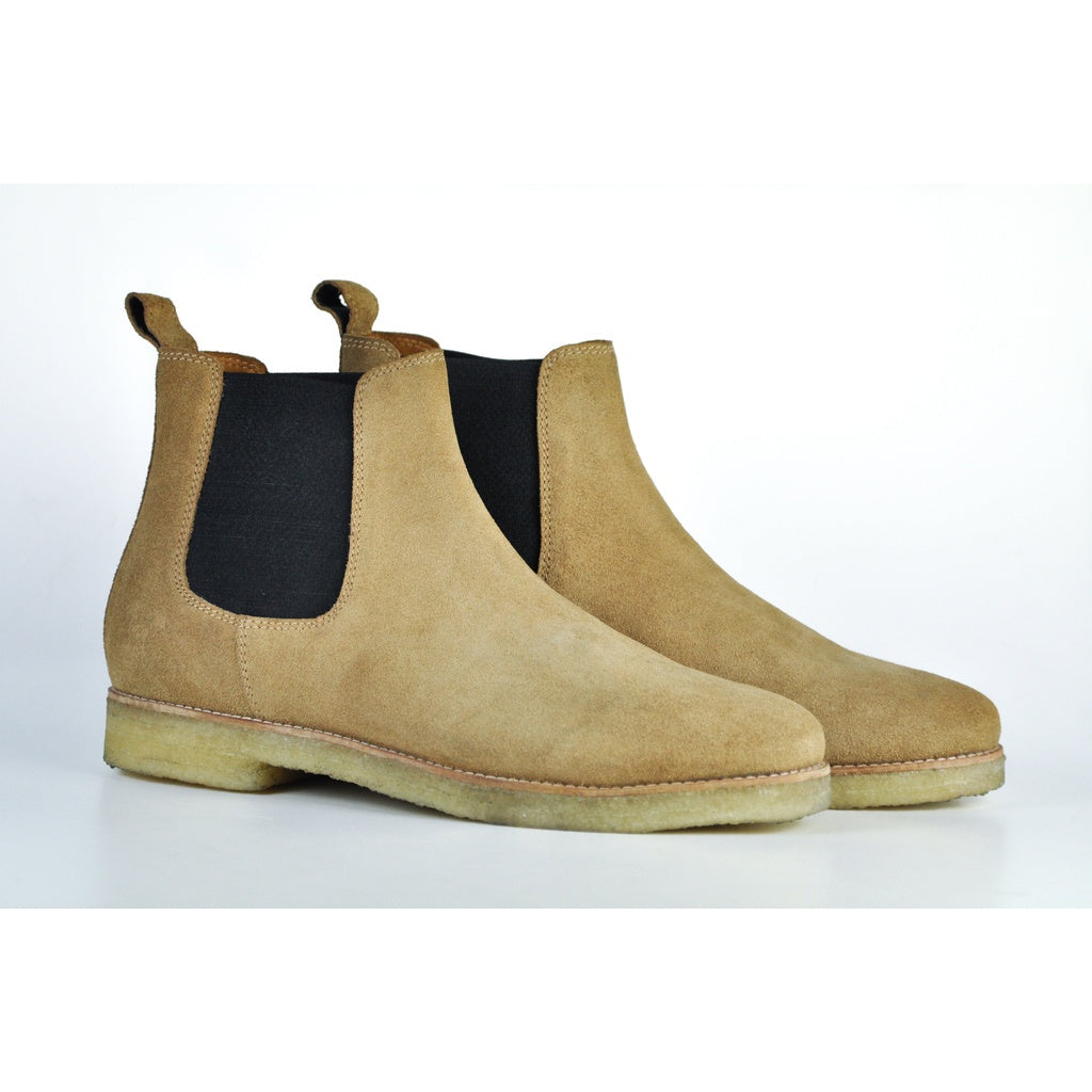 The Maddox 2 (Tan Suede)