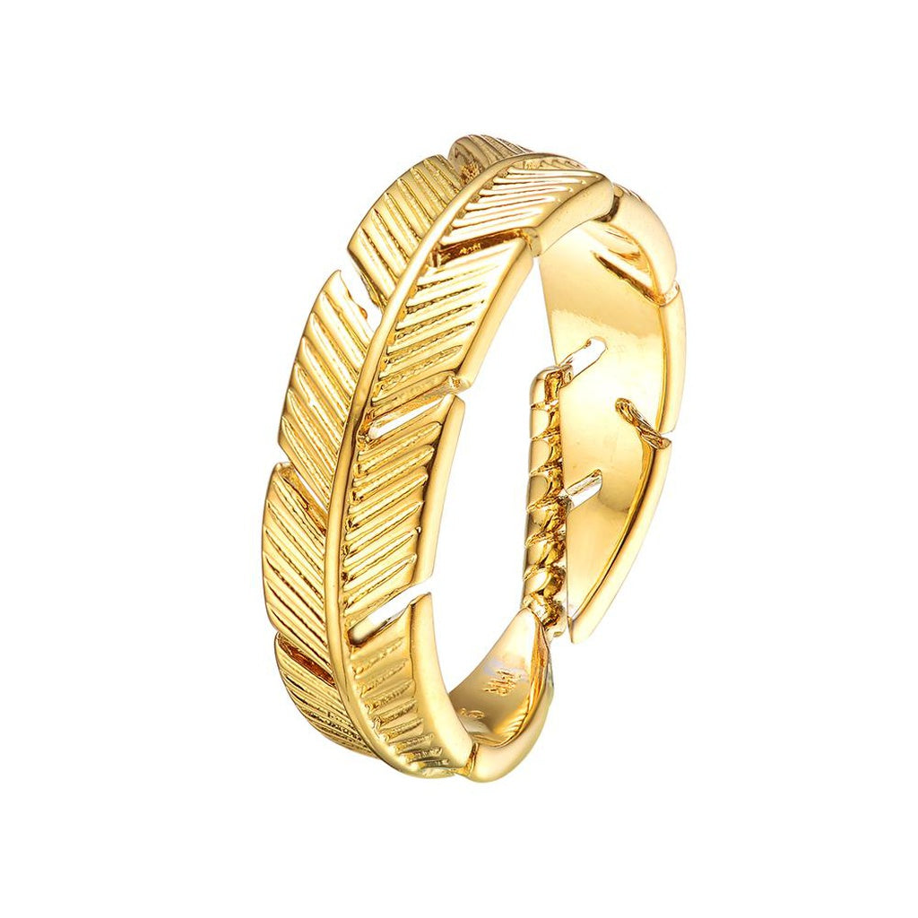 Feather Ring (More Colors)