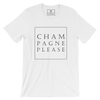 The KIE Kollection Champagne Please Tee