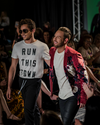 Chance Okonski at The 2018 Fashion Event BCS