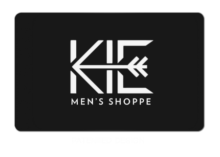 KIE Men's Shoppe Gift Card