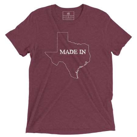 Made in Texas Tee from The KIE Kollection