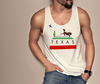 Republic Of Texas Tank Top from The KIE Kollection