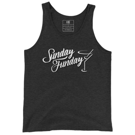Sunday Funday Tank Top from the KIE Kollection.