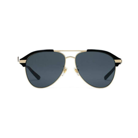 GUCCI Specialized Aviator Sunglasses