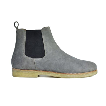The Maddox 2 (Grey Suede)