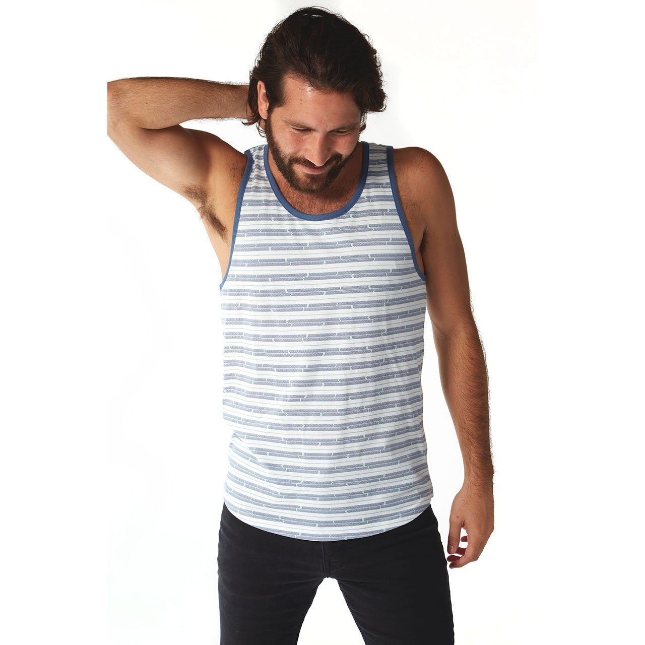 Julius Printed Tank
