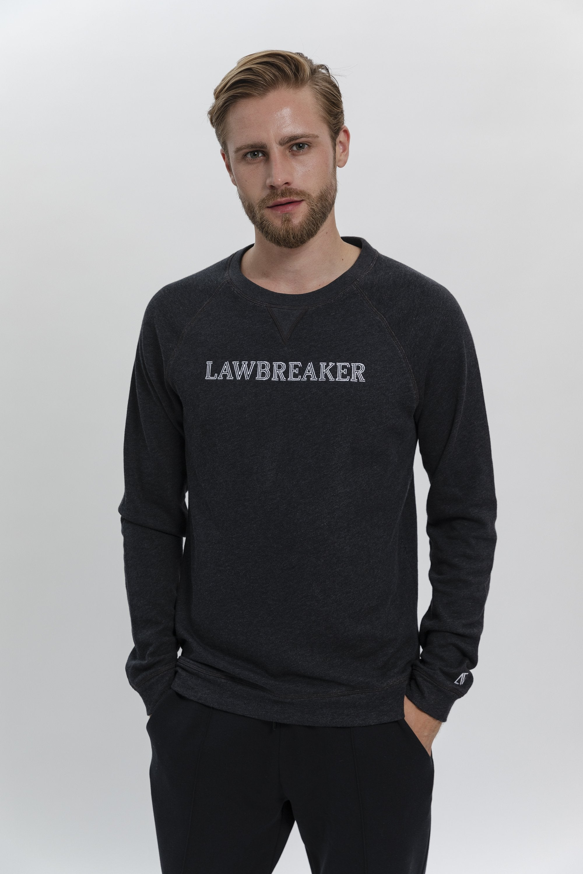 Law Breaker Tee