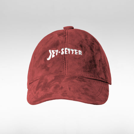 Jet Setter suede hat at KIE Men's Shoppe.