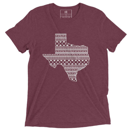 Texas Aztec Tee from the KIE Kollection