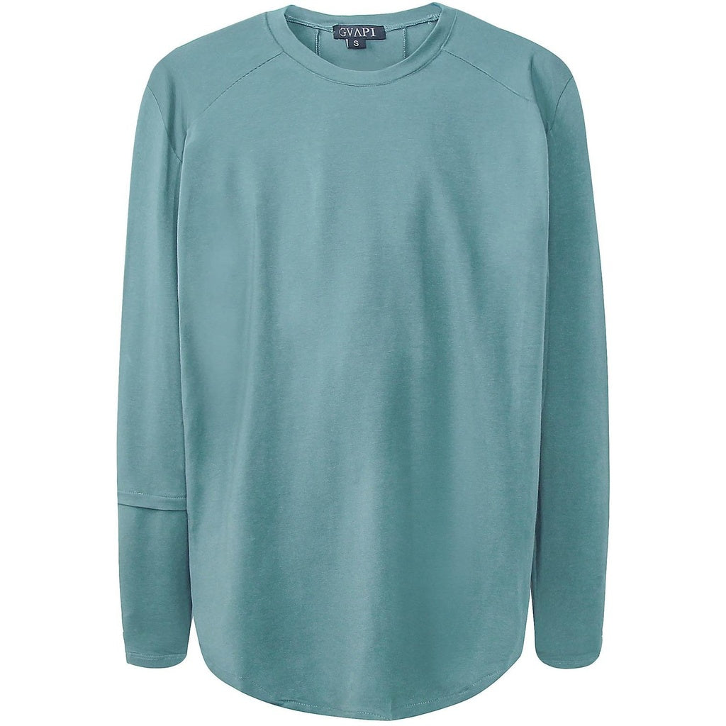 Teal Blue Shirt