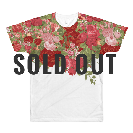 Johnny Rose Tee