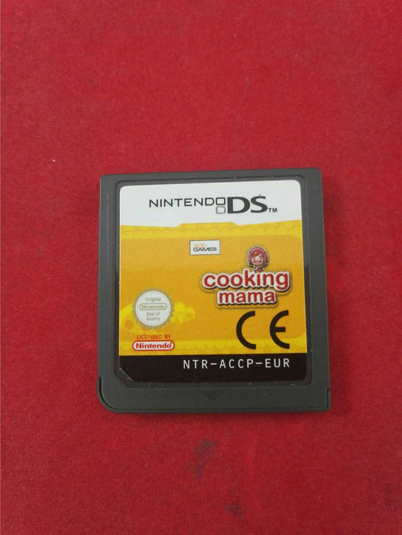 Cooking Mama Nintendo DS Game Cartridge Only